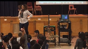 Motivating Future Authors at an Elementary School Reading
