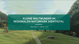 Kleine Weltwunder im regionalen Naturpark Diemtigtal