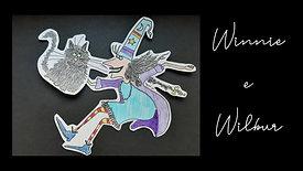 Ariana,  la nostra coordinatrice pedagogica racconta una storia: Winnie la strega - Ariana, our coordinator, tells us a story: Winnie the Witch