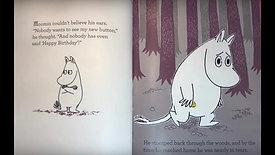 Christel, della sezione Nido Medi, ci racconta una storia: Moomin and the birthday button - Christel, from Nido Medi tells us a story: Moomin and the birthday button