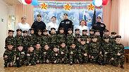 Юные Спецназовцы