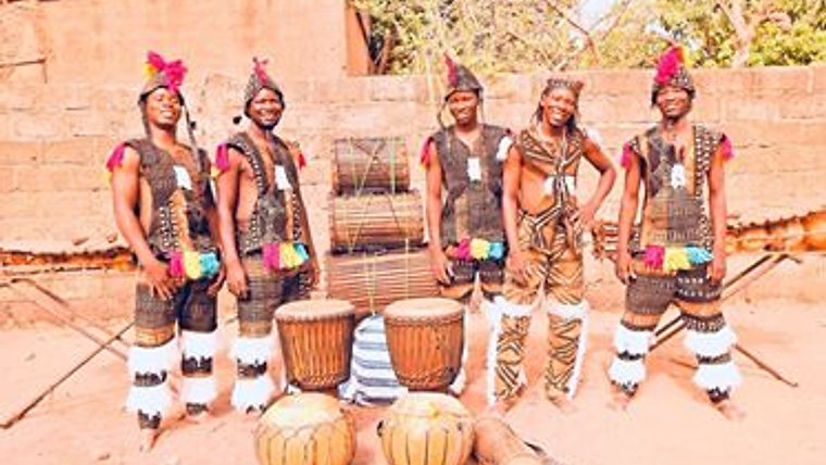 Burkina Azza Family