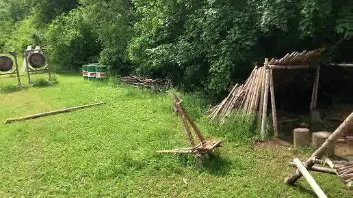 Komm ins Outdoor-Camp