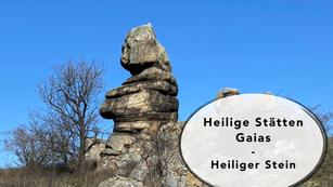 Heilige Orte Gaias - Heiliger Stein