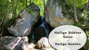 Heilige Stätten Gaias - Heilige Quellen