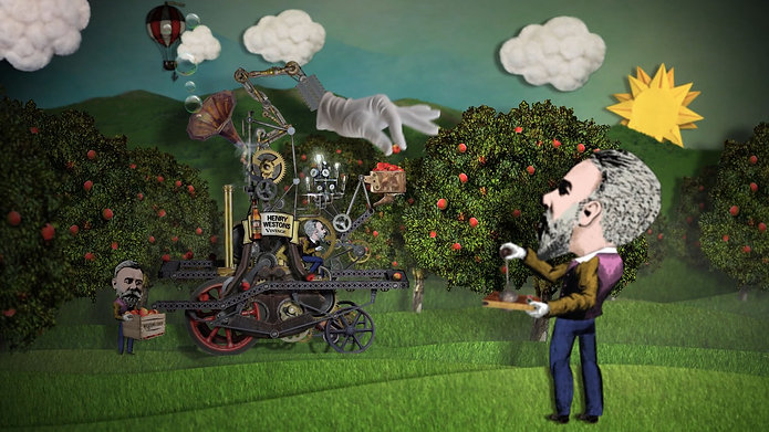 Motion Graphics & Animation Reel