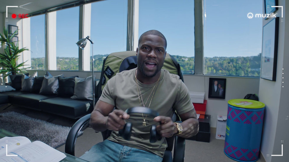 Kevin Hart The Coder