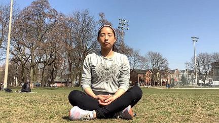 Breath Centered Meditation