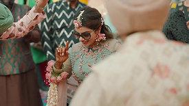 ROYAL WEDDING FILM : PUNJAB, ARJUN x SIMRAN