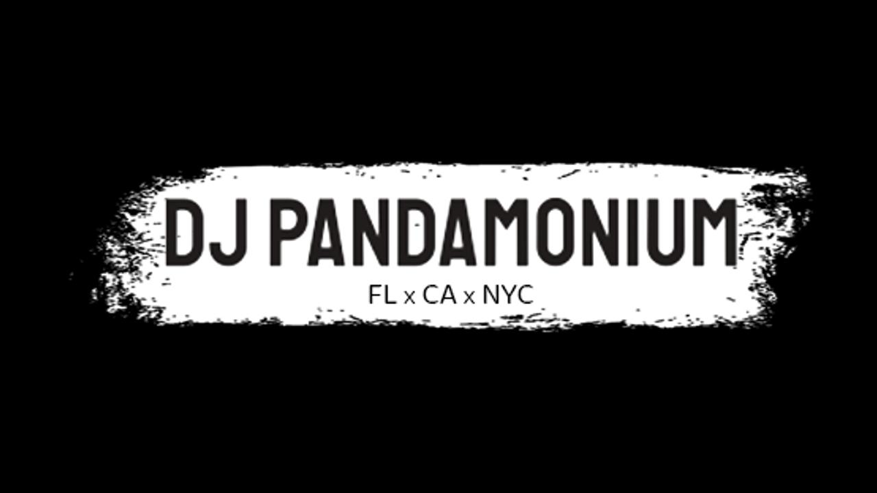 DJ PANDAmonium Live
