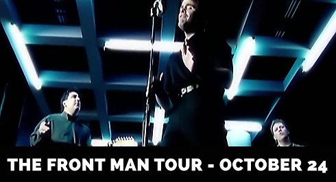 The Front Man Tour