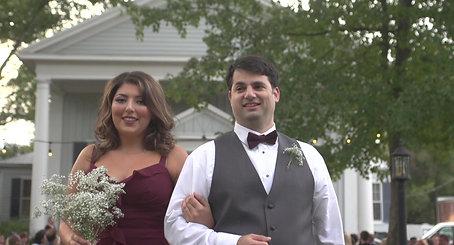 Chelsea and Shane Wedding