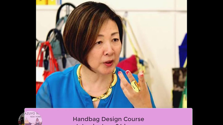 Handbag Design Course 24h
