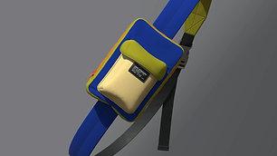 Cross Body with Flap Pocket