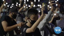 Thai Anti - government flash mob