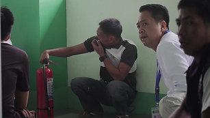 Marawi hospital - Under attack