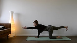 Ochtendroutine voor een gezonde rug