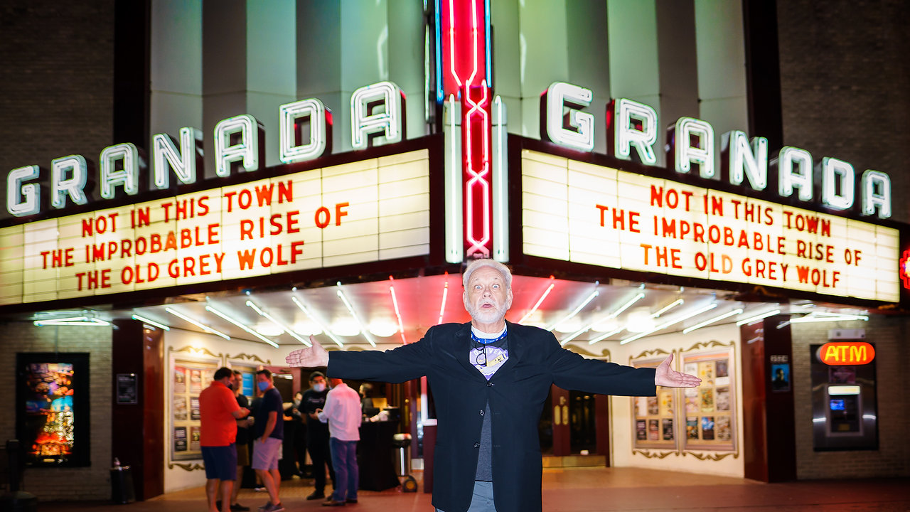 Not in This Town: The Improbable Rise of The Old Grey Wolf