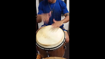 Bomba Cumbé - Intro Rhythm and Call for Tradicion