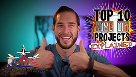 Real Estate Explained EP 2: Top 10 DIY projects When Selling your home