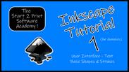 Inkscape Tutorial 1