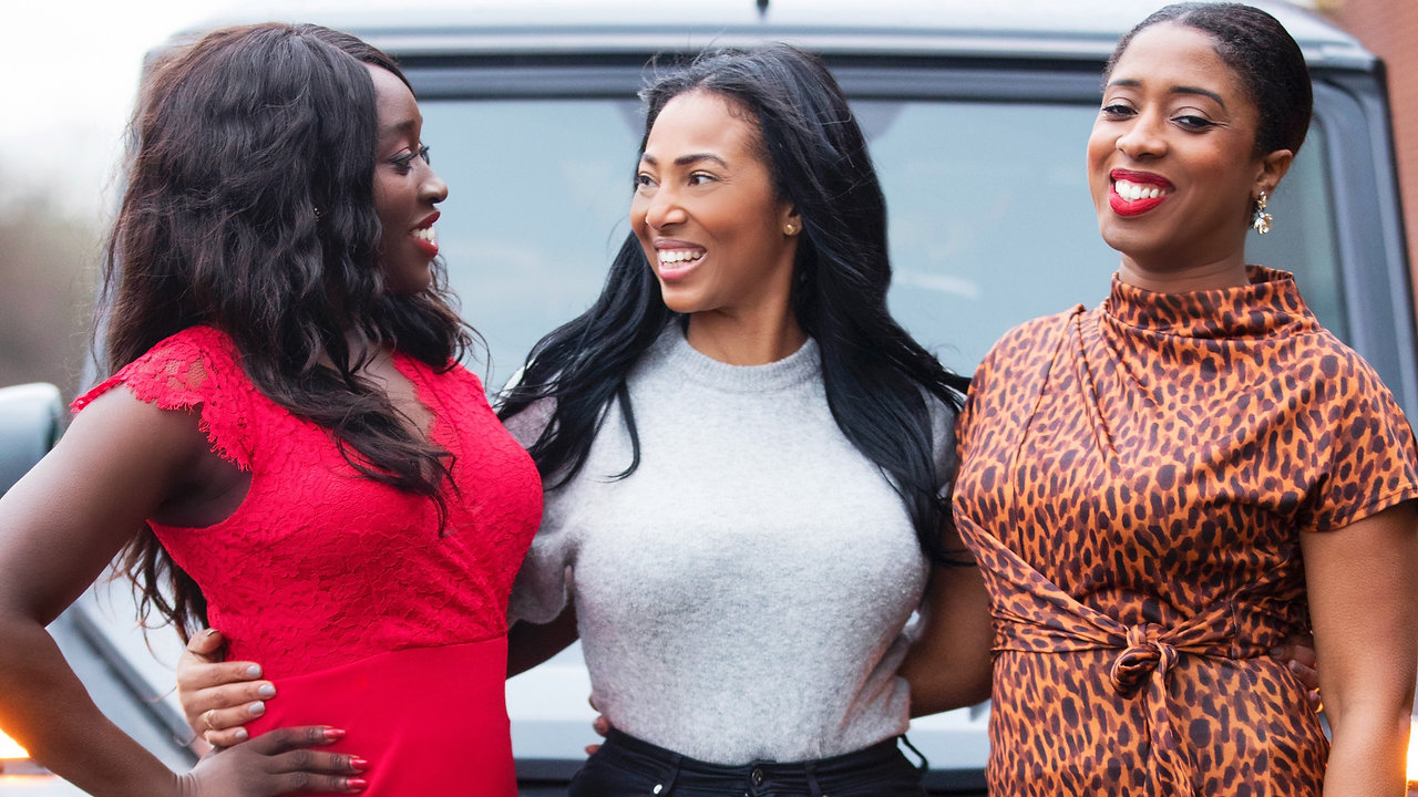 MCLS meets Louise Broni – Mensah and Marielle Legair