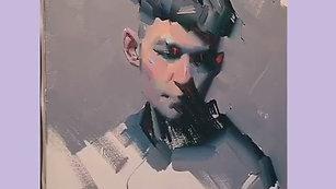 Male portrait demo