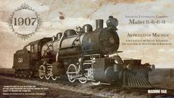 NEW RELEASE PROMO: ALCO 1907 MALLET 0-6-6-0 EFCB no.50