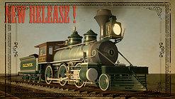 "NEW RELEASE PROMO: BLW 1876 ""BALDWIN"" MOGUL 2-6-0"