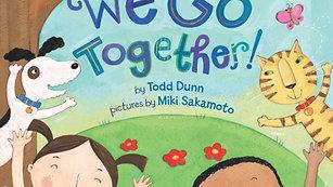 Kelly Celery Reads - We Go Together