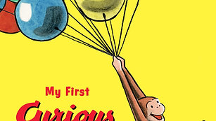 Kelly Celery Reads - My First Curious George