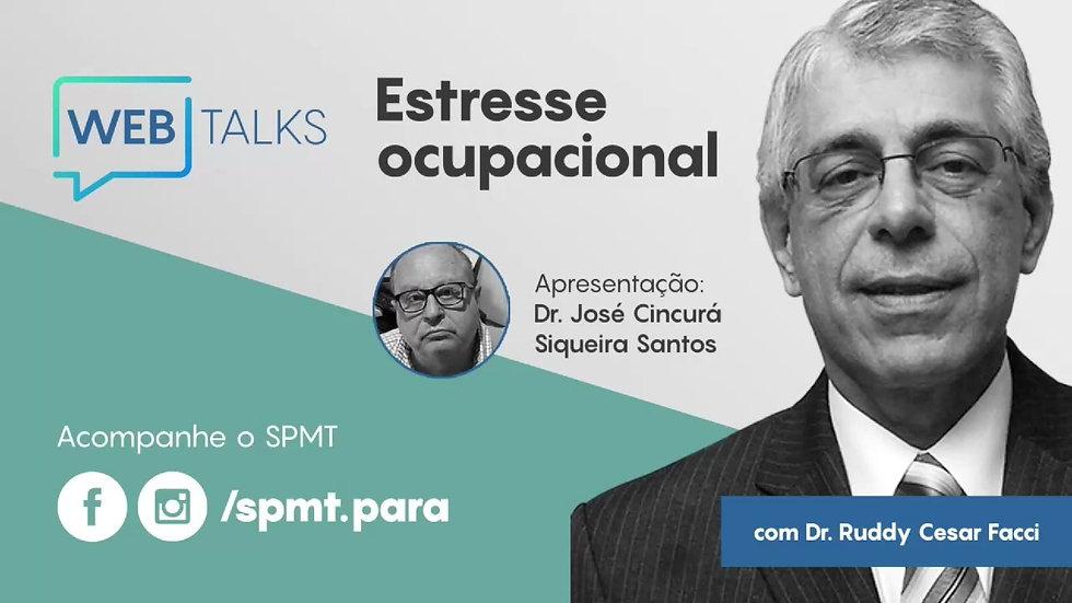 Web Talks - Estresse ocupacional