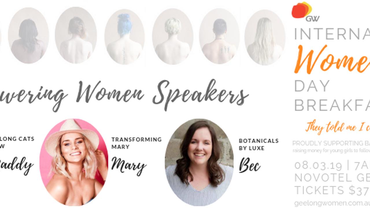 Bay 93.9 International Women's Day 2019