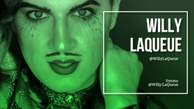 Willy LaQueue - Chicago Artist Profiles