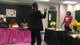 Public Speaking - Anderson Fertilus and Amyrah Nicholas
