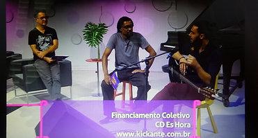 Estação Cultura | TVE - Ismael Caneppele - 06/04/16
