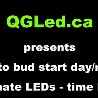 GQLED day night veg to bud Ultimate LED