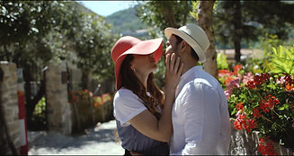 Love story in Amalfi Coast