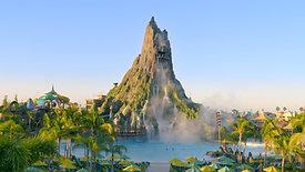 Universal's Volcano Bay – Paradise