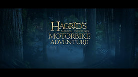 Hagrid's Magical Creatures Motorbike Adventure  Trailer