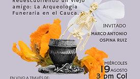 La Arqueología Funeraria en el Cauca. Colombia