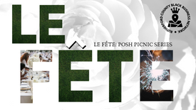 Le Fête: A Posh Picnic in White