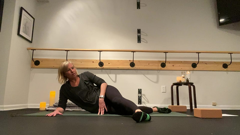 Yin Yoga with Jill