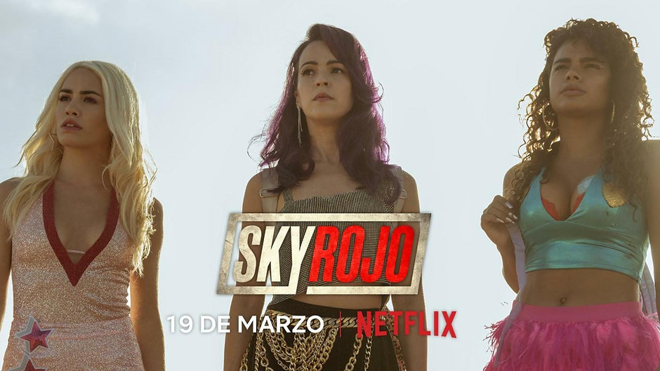 Sky Rojo Season 1 Hindi Dubbed