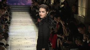 Black dress by Tibusch