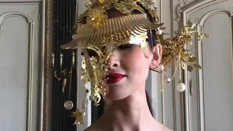 Eric Tibusch FW 2021 Couture