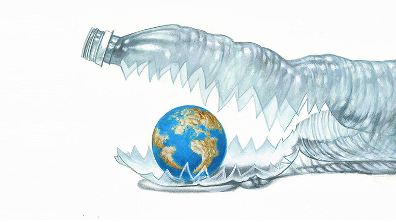 Gli effetti della plastica