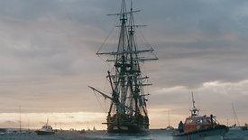 La Manche et le Cotentin fêtent l'Hermione à Cherbourg-en-Cotentin
