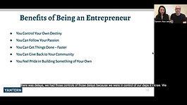 Y-Summit Feb 2020 #1: Entrepreneurial Potential