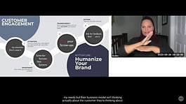 Y-Summit Sept 2020 #2: Humanizing Your Brand